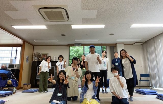 ☆プレ・レーニング☆「気づきのワークショップ」ゲシュタルト療法